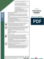 Polysafe Ecomax Spec