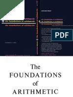 Frege, Gottlob - The Foundations of Arithmetic (1953) 2Ed; 7.0-2.5 LotB