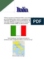 Italia y la unión europea