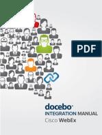 Piattaforma E-Learning Docebo | Integrazione WebEx