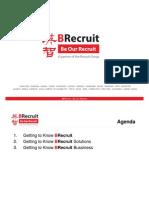 BRecruit Company Profile 2012 - English (2)