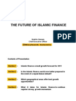 The Future of Islamic Finance