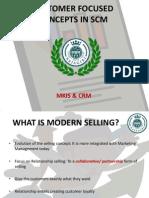 3. CRM vs. MKIS