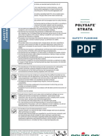 Polysafe Strata Product Spec