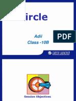 Circle PPT