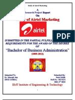 Airtel Project Parul