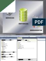 Breve sinopsis sobre la composición de la Arquitectura de MS SQL Server 2012