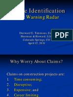 Early Warning Radar