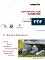 Andrasanu EIP Sinaia GEoconservation 2013 Wednesday