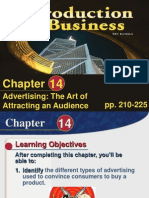 Chapter 14 Advertising PowerPoint
