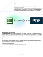 Express Quantum Grid | Page Layout | Database Index
