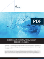 Forex Magnates Q1 2013 Industry Report Preview