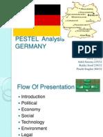Pestel Analysis of Germany