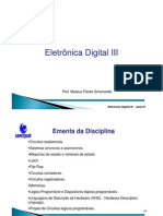 Aula 01 Elet Digital III