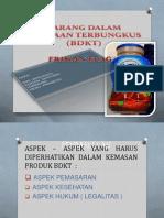Presentation BDKT