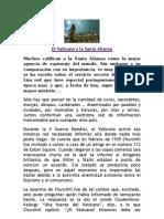 El Vaticano y La Santa Alianza
