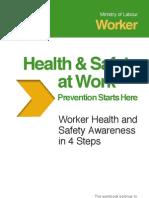 Safety Workbook