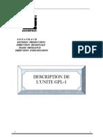 Déscription du procédé GPL1