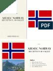 AIESEC Norway - Reception Booklet