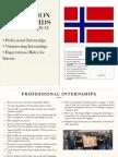 AIESEC Norway - Reception Standards