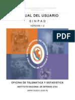 Manual Del Usuario-sinpad