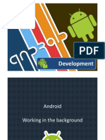 Android BackgroundServ