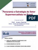 Juracy Parente - Supermercados 2007