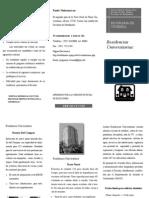Brochure Vivienda