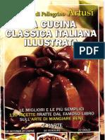 La Cucina Classica Italiana Illustrata