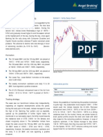 Daily Technical Report, 22.04.2013