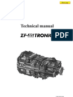 ZF as Tronic Technicians Handbook | Automatic Transmission
