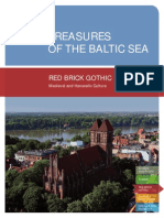 Treasures of the Baltic Sea -  Red Brick Gothic - Medieval and Hanseatic Culture