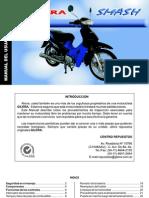 Manual Moto