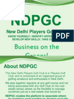 NDPGC Golf Clinics and Workshops - Corp Engagements and Memberships v1