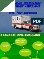 Ambulance Operation