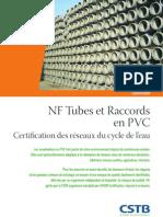 NF Tubes e Traccords PVC