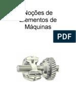 Noções de Elementos de Máquinas.doc