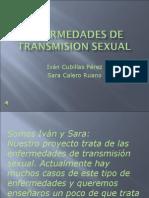 Enfermedades de Transmision Sexual (Ivan y Sara)