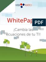WebRatioWhitePaper ES
