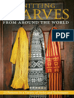 Knitting Scarves From Around the World - Kari Cornell