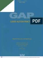 Teresa Whitehurst Impact of Building Design. Good Autism Practice 20091