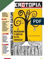 Heterotopia - 1, jornal do pré-fórum em crítica cultural