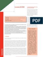 2013 CH 25º aniversario de la norma ISO 9001