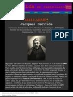 Jacques Derrida - Mallarmé.pdf