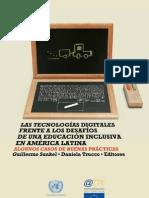 LasTecnologiasDigitales Inclusion Social
