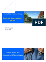 KTP Hospital Green Technologies