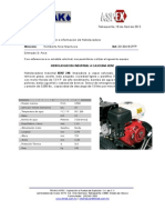2979 (Hidrolavadora Benz 240 a Gasolina )