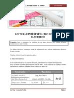 LECTURA E INTERPRETACIÓN DE PLANOS ELÉCTRICOS