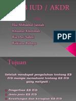 KB IUD ppt