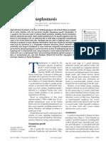 Congenital Toxoplasmosis